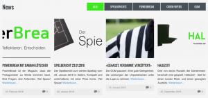 News UHC Green Vipers Unihockey Oberwallis Mittelwallis Turtmann